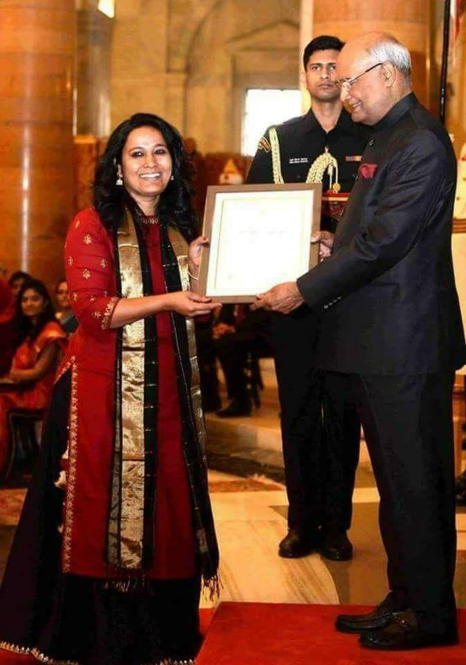 Mittal Patel - President Award